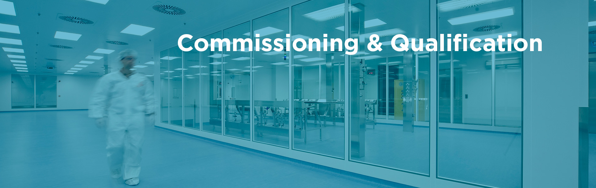 Commissioning and Qualification Resources Banner