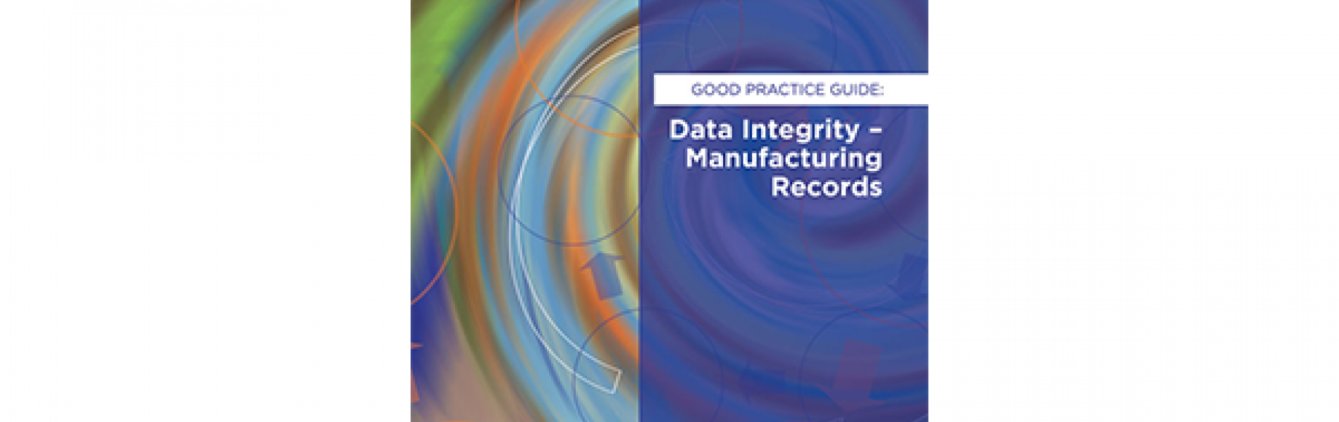 GAMP RDI Good Practice Guide: Data Integrity - Manufacturing Records