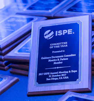 ISPE International Honor Awards