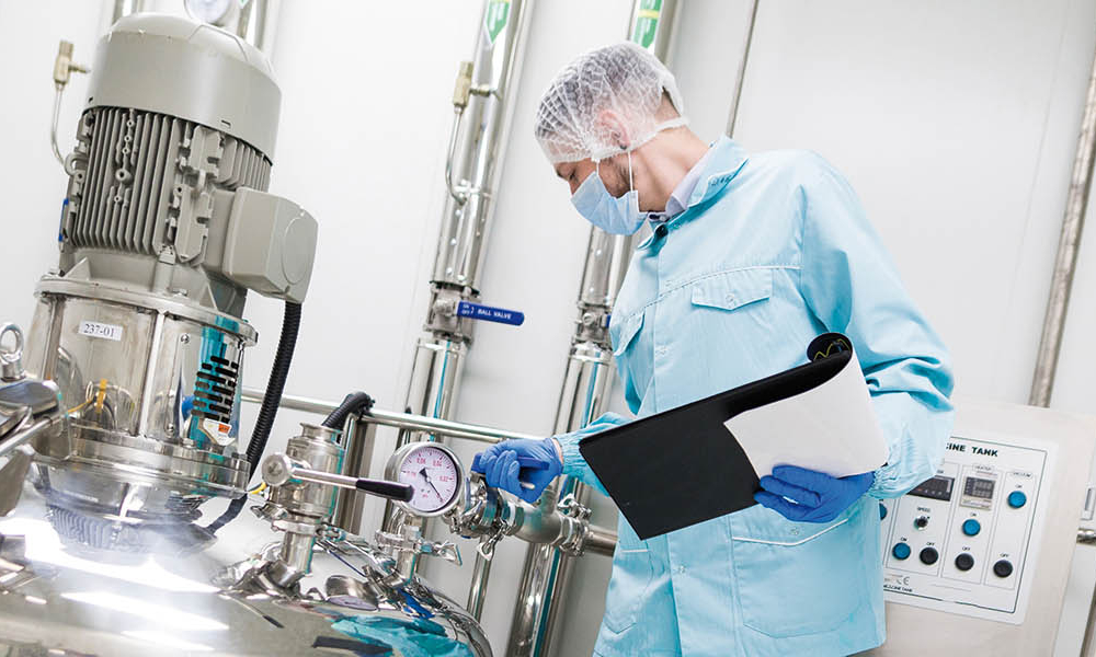Engineer's Role in the Biopharmaceutical Supply Chain