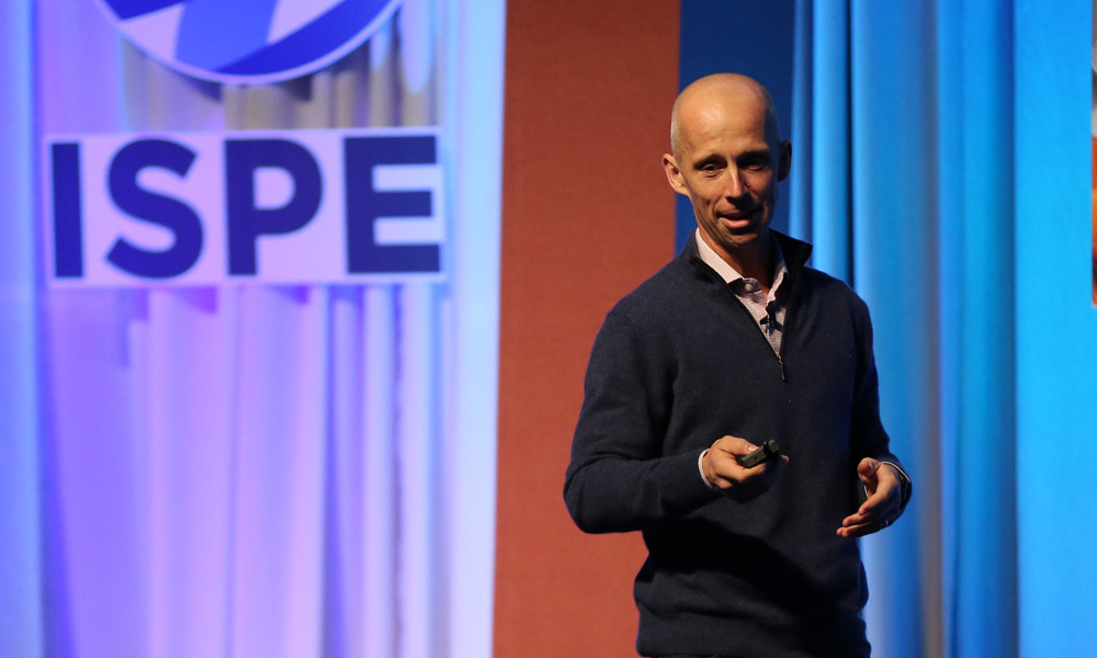2018 ISPE Annual Meeting & Expo Keynote Speaker Nick Leschly, bluebird bio