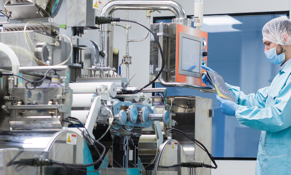 ISPE Biopharmaceutical Manufacturing Banner Image