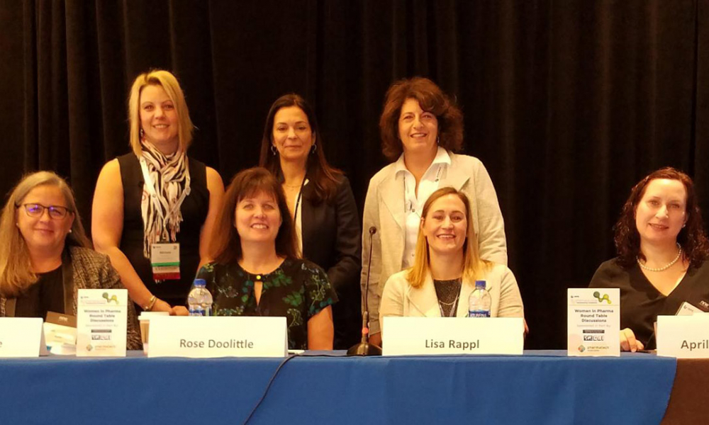 Women in Pharma Roundtable Session