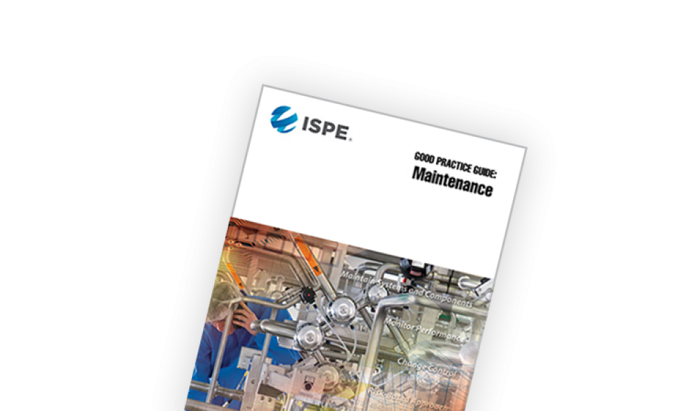 ISPE Good Practice Guide: Maintenance