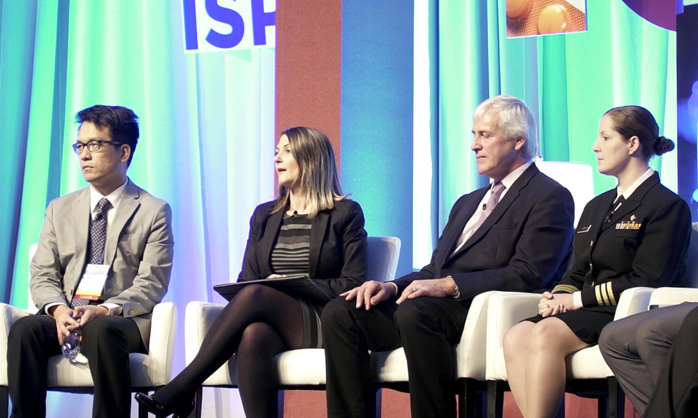 Regulatory Town Hall at the 2018 ISPE Annual Meeting & Expo