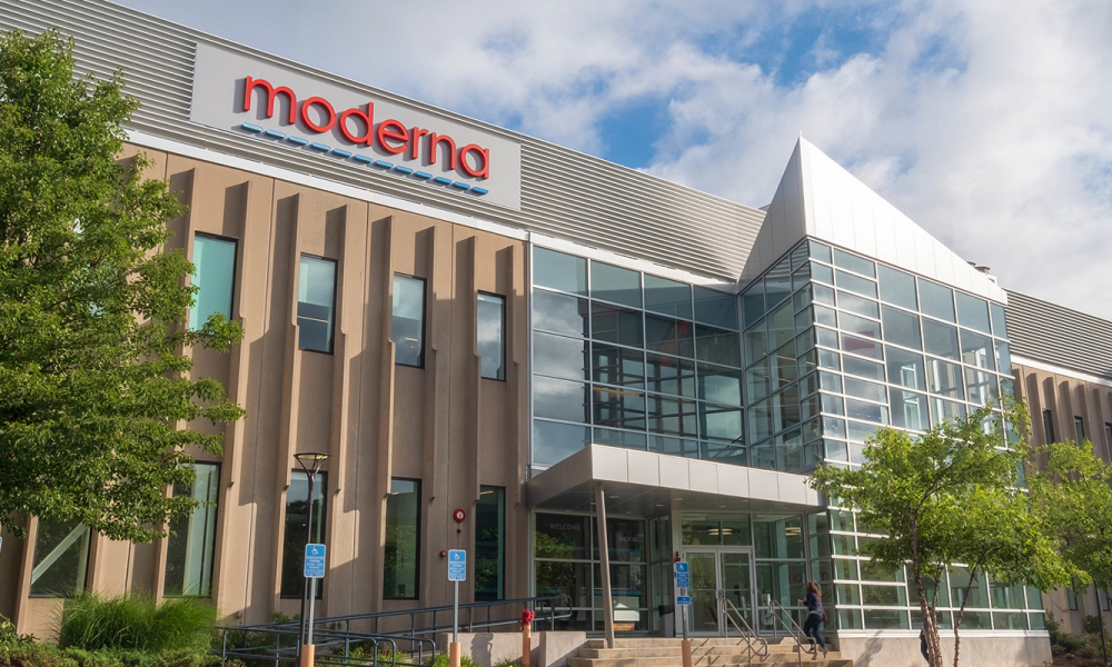 Moderna, Inc. - 2019 Facility of the Future Category Winner