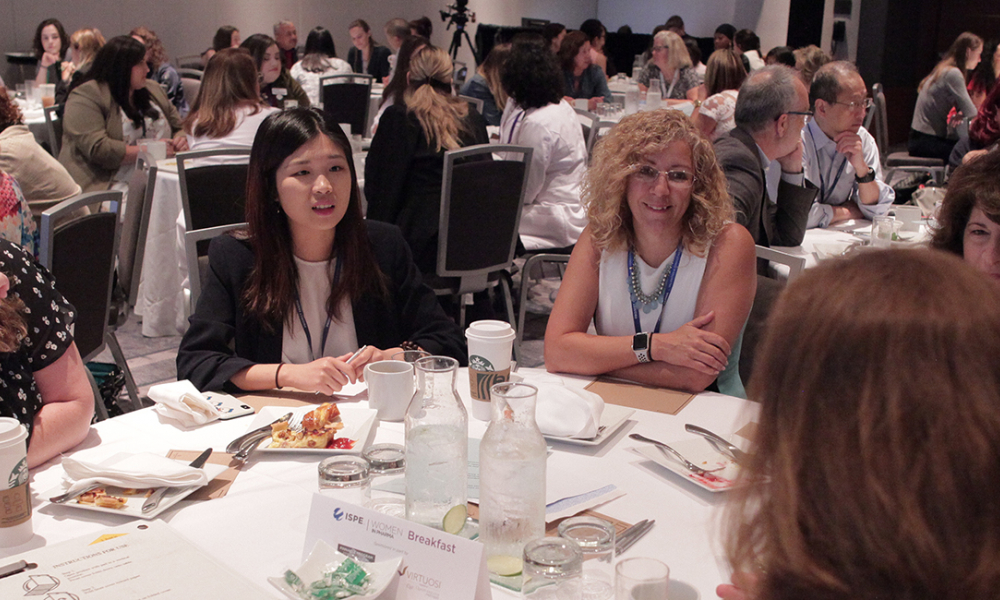 2019 ISPE Biopharmaceutical Manufacturing Conference: Women in Pharma® Focus on Balance