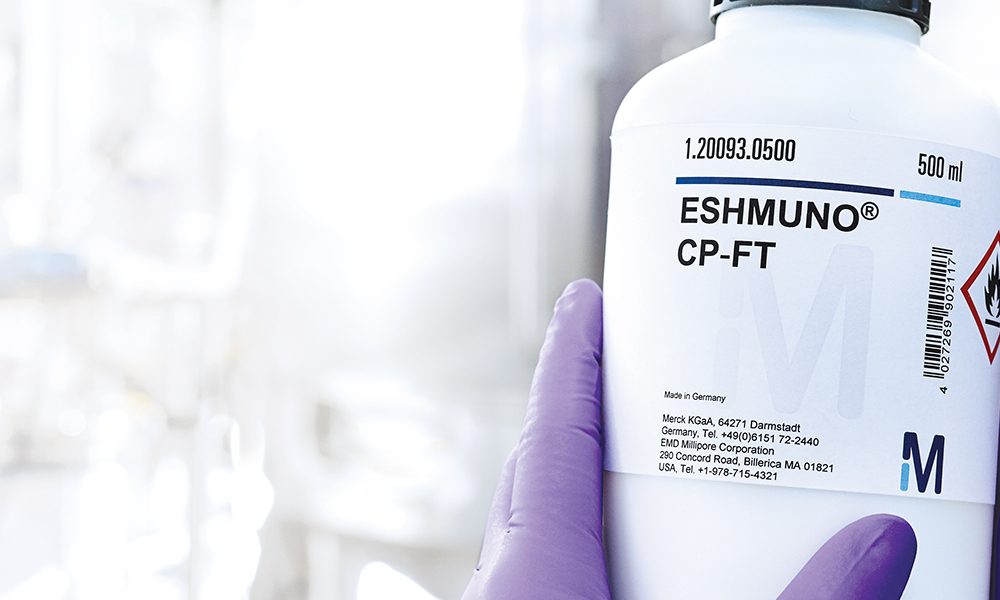 Flow-Through Removal of mAb Aggregates with Eshmuno® CP-FT Resin