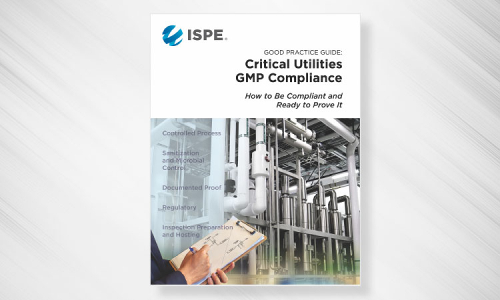New ISPE Good Practice Guide on Critical Utilities