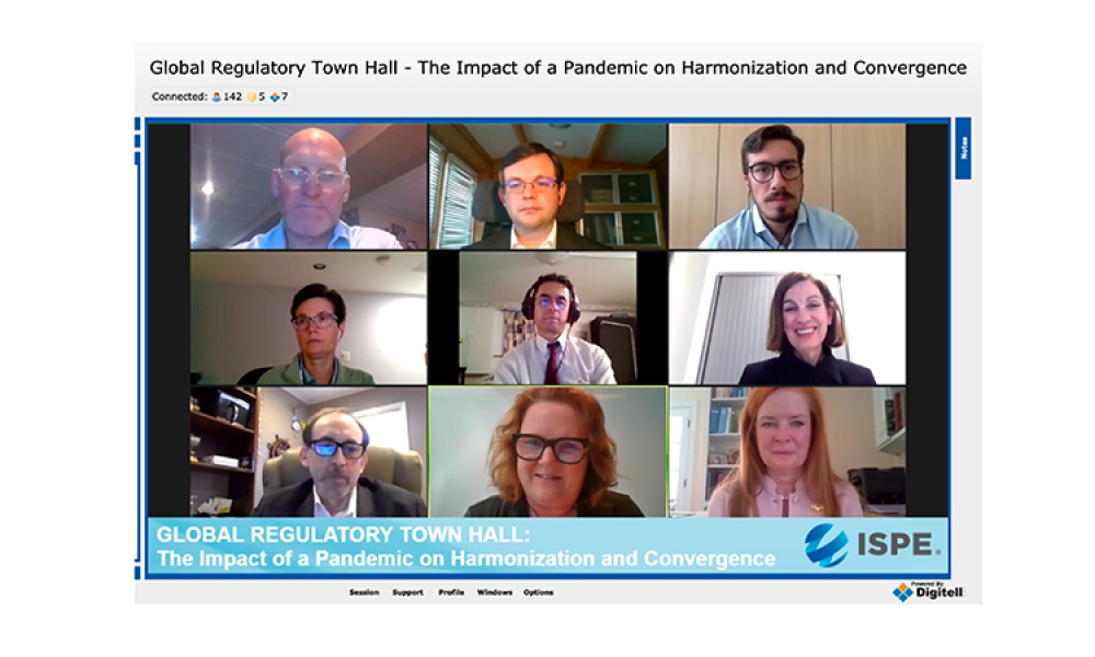 2020 ISPE Annual Meeting & Expo: How Regulators are Responding to COVID-19's Impact
