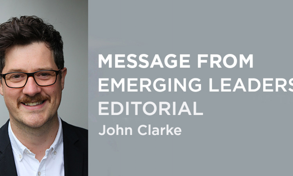 Emerging Leaders Editorial: Celebrate the Emerging New Year