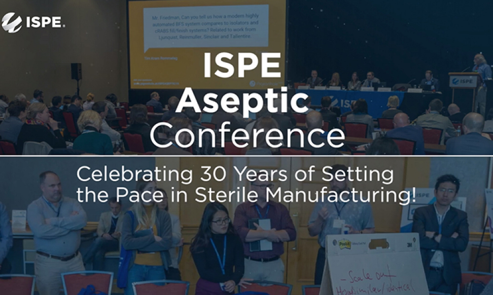 2021 ISPE Aseptic Conference Kicks Off With a Look Back & Ahead
