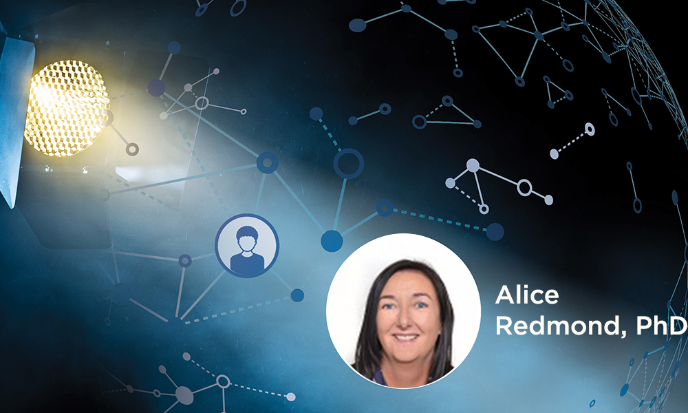 ISPE Member Spotlight - Alice Redmond, PhD
