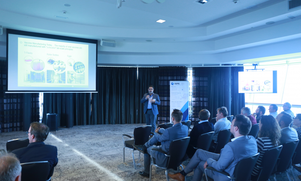 ISPE Belgium Affiliate Networking Event 2019