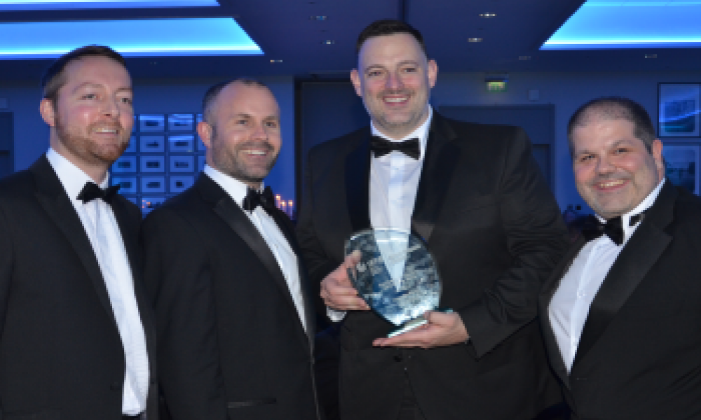 2018 ISPE UK Awards - Ipsen team