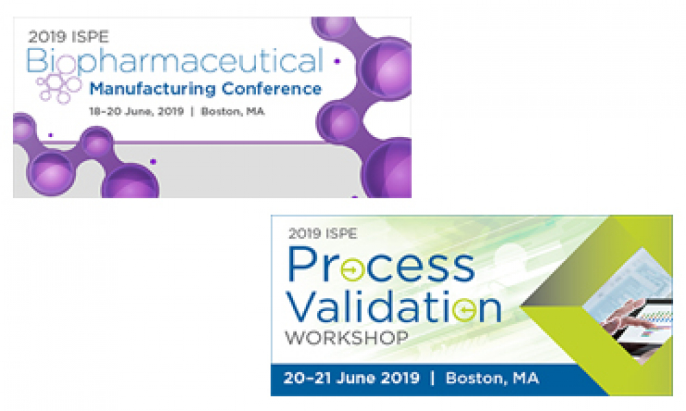 Biopharma and Process Validation banners