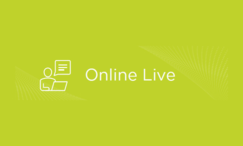 Online Live Training