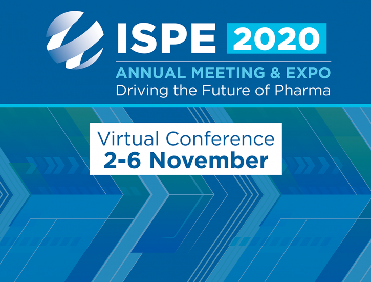 2020 ISPE Annual Meeting & Expo