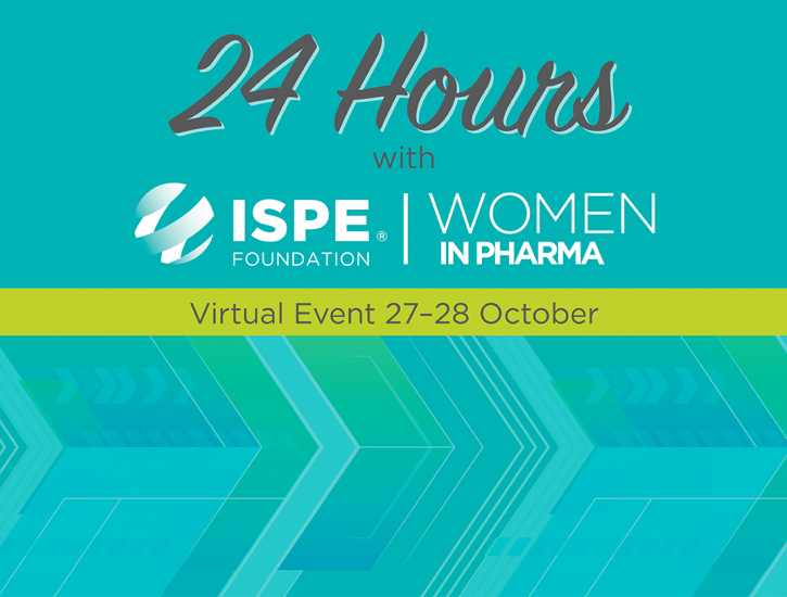 2020 ISPE 24 Hours with the Women in Pharma Event