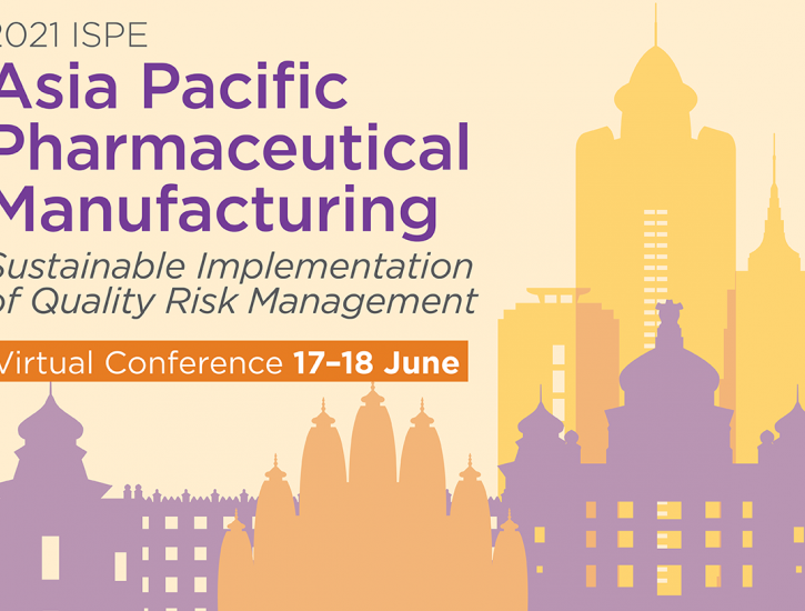 2021 ISPE Asia Pacific Pharmaceutical Manufacturing Conference