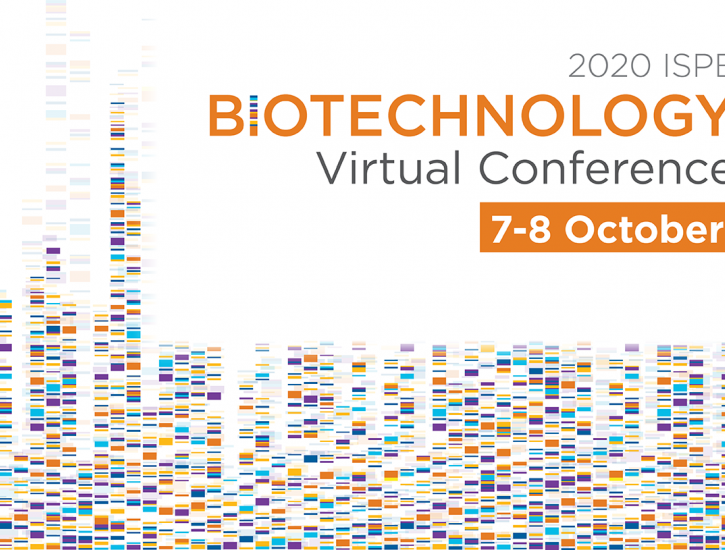 2020 ISPE Biotechnology Virtual Conference