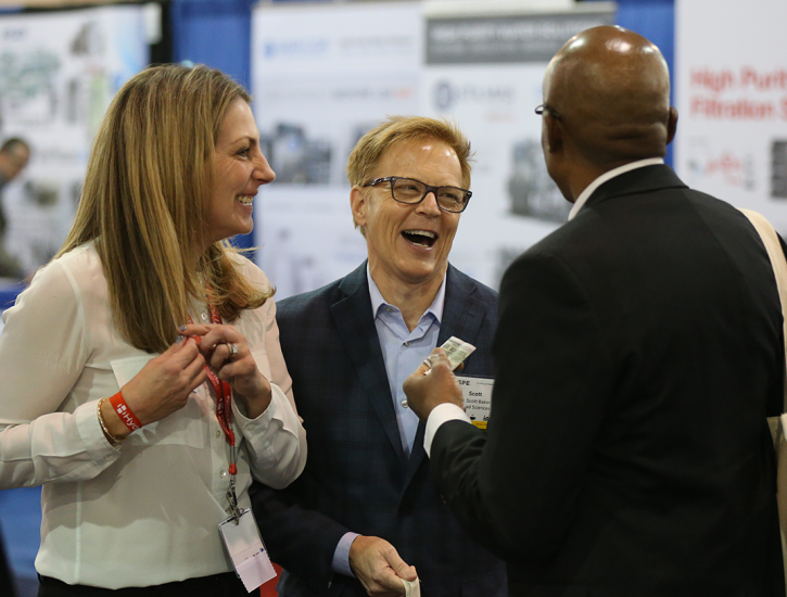 24+ Hours of Networking Opportunities at the 2019 ISPE Annual Meeting & Expo